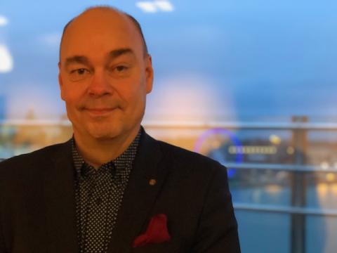 Harri Leppänen, SSAB