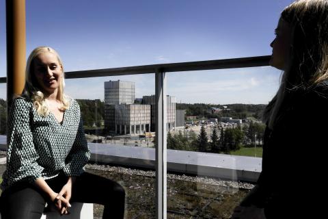 Liisa Jäätvuori, Silja Sarkamo, A-Insinöörit